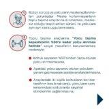 İSTANBUL VALİLİĞİ, TWİTTER'DAN YAPTIĞI PAYLAŞIMLA İL UMUMİ HIFZISSIHHA MECLİSİNDE TOPLU TAŞIMA ARAÇLARINDA SOSYAL MESAFENİN KORUNMASI İÇİN YENİ ALINAN TEDBİRLERİ AÇIKLADI. (İHA/İSTANBUL-İHA) İstanbul Valiliği, Twitter'dan yaptığı paylaşımla İl Umumi Hıfzıssıhha Meclisinde toplu taşıma araçlarında sosyal mesafenin korunması için yeni alınan tedbirleri açıkladı.