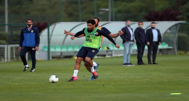Fenerbahçe, Riva'da günün ikinci idmanını tamamladı