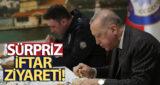 CUMHURBAŞKANI RECEP TAYYİP ERDOĞAN, ÇENGELKÖY POLİS MERKEZİ'NDE GÖREVLİ POLİSLERLE İFTAR YEMEĞİNDE BİR ARAYA GELDİ. (METİN BAŞAR - YUSUF ENES İNCE/İSTANBUL-İHA)Cumhurbaşkanı Recep Tayyip Erdoğan, Çengelköy Polis Merkezi'nde görevli polislerle iftar yemeğinde bir araya geldi.