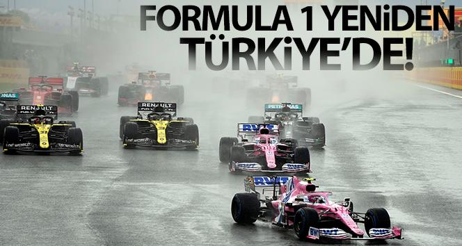 Türkiye Grand Prix'si 11-13 Haziran'da İstanbul Park'ta gerçekleşecek
