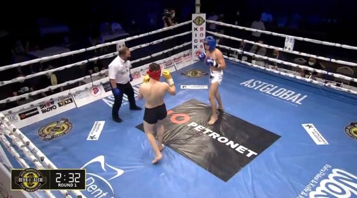 Devr-i Alem Fight Kick Boks Organizasyonu Galası 12 Haziran Cumartesi İstanbul'da gerçekleşti