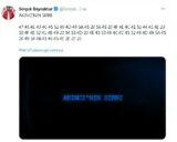"""SELÇUK BAYRAKTAR """"AKINCI'NIN SIRRI""""NI PAYLAŞTI (ZÖHRE ALAGÖZ/İSTANBUL-İHA) Bayraktar AKINCI TİHA'nın 6 Aralık 2019'daki ilk uçuşundan önce, uçuş kontrol bilgisayarının içindeki gömülü yazılıma Cumhurbaşkanı Recep Tayyip Erdoğan'ın özel bir mesajı eklendi. AKINCI TİHA'lar tüm uçuşlarında Cumhurbaşkanı Erdoğan'ın gelecek nesillere ithafen yazdığı mesajın dahil edildiği yazılımla görev yapacak. Baykar Teknik Müdürü Selçuk Bayraktar, sosyal medyadan """"AKINCI'nın sırrı""""nı video ile paylaştı."""